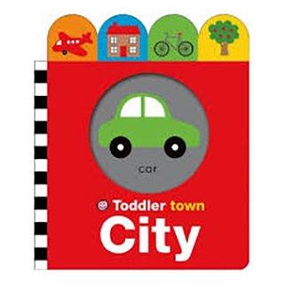 赤ちゃん絵本 Toddler Town City