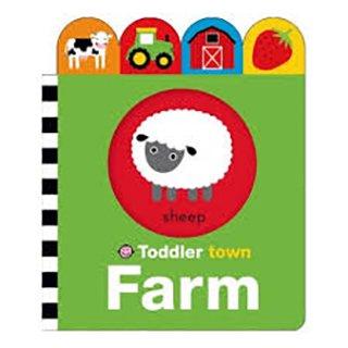 赤ちゃん絵本 Toddler Town Farm