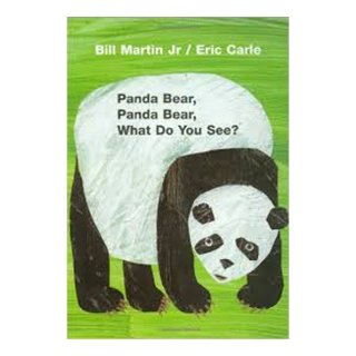 Panda Bear, Panda Bear, What Do You See? - CD付き