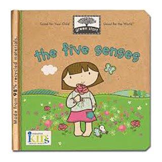 ストーリー絵本 The Five Senses
