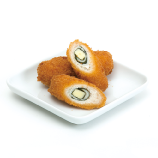 チキンロールカツ(チーズと国産大葉)(5本入)