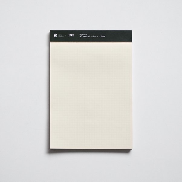 Craft Design Technology Note Pad A5