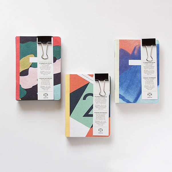 3type Pocket Note Set