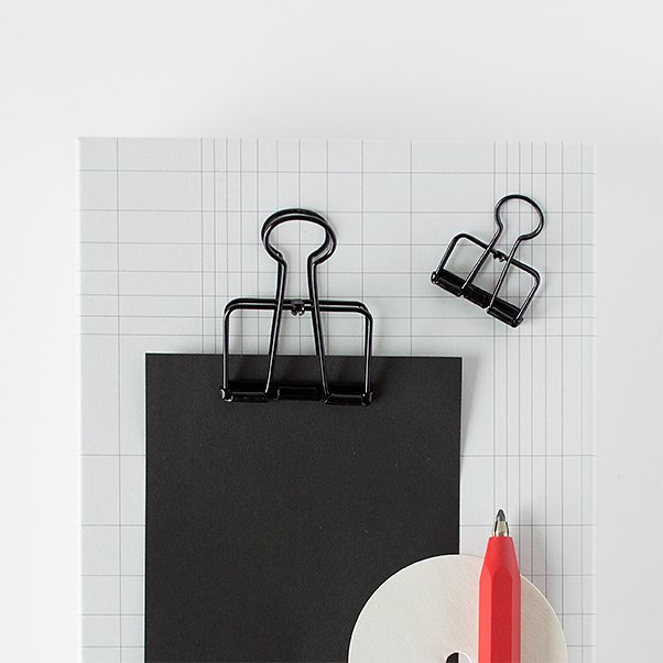 TOOLS to LIVEBY BINDER CLIP BLACK