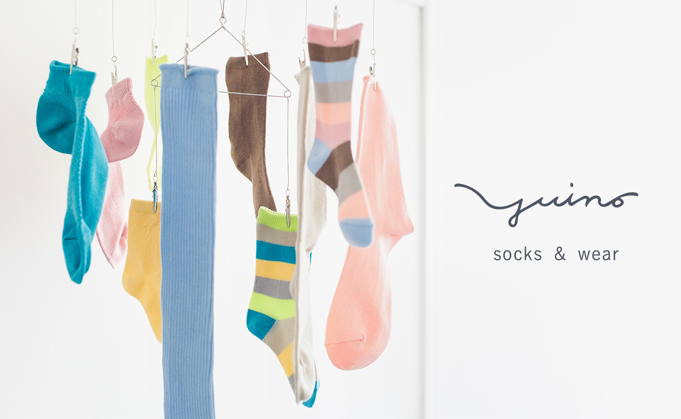 yuino(ゆいの)socks & wear