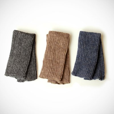 Cotton&Wool Short warmers (Arm&Leg) YUiNO