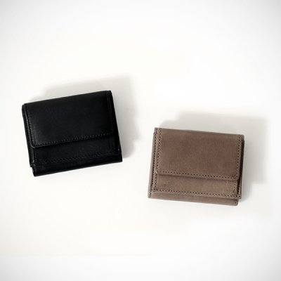 New York Leather Conpact Wallet -esperanto-