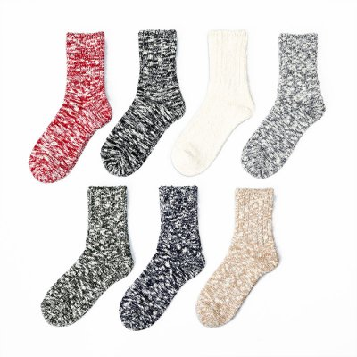 <img class='new_mark_img1' src='//img.shop-pro.jp/img/new/icons5.gif' style='border:none;display:inline;margin:0px;padding:0px;width:auto;' />Slab-nep twister Socks (23〜25cm) -Mauna Kea-