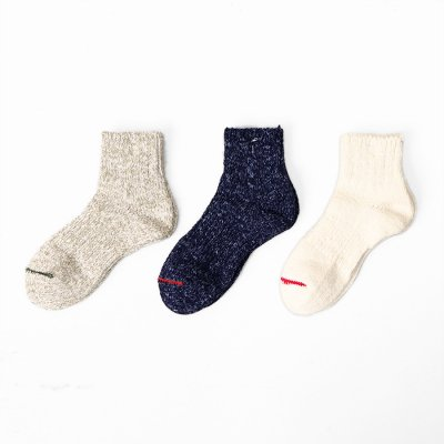 Slab-nep Low Socks (23〜25cm) -Mauna Kea-