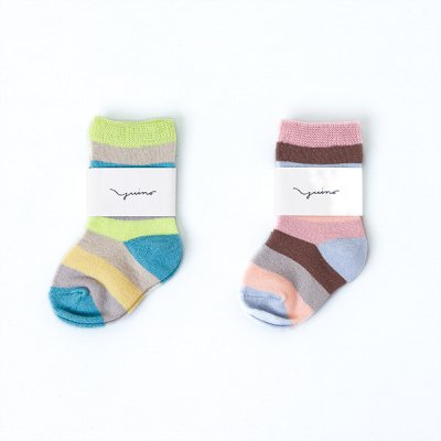 <img class='new_mark_img1' src='//img.shop-pro.jp/img/new/icons5.gif' style='border:none;display:inline;margin:0px;padding:0px;width:auto;' />Family Socks for Kids(13〜15cm)YUiNO
