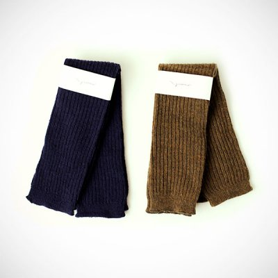 <img class='new_mark_img1' src='//img.shop-pro.jp/img/new/icons41.gif' style='border:none;display:inline;margin:0px;padding:0px;width:auto;' />【40%off】Angora mix wool Leg&Arm warmers -YUiNO-