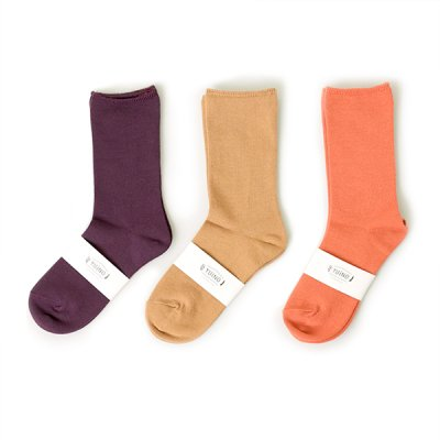 Family Low-tension Socks(22〜24cm)-YUiNO-
