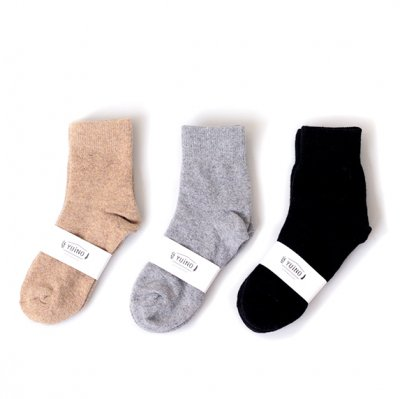 <img class='new_mark_img1' src='//img.shop-pro.jp/img/new/icons14.gif' style='border:none;display:inline;margin:0px;padding:0px;width:auto;' />Angora Wool Double face Socks(22〜24cm)-YUiNO-