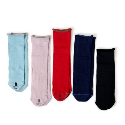 Cotton Relax Sneaker socks  (Size free ) -つつした-