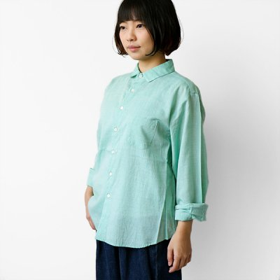 <img class='new_mark_img1' src='//img.shop-pro.jp/img/new/icons14.gif' style='border:none;display:inline;margin:0px;padding:0px;width:auto;' />Organic Cotton Shirts -YUiNO-