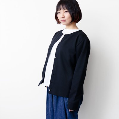 Inlay Stich Cardigan -YUiNO-