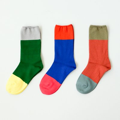<img class='new_mark_img1' src='//img.shop-pro.jp/img/new/icons14.gif' style='border:none;display:inline;margin:0px;padding:0px;width:auto;' />Family BC Socks(22〜24cm)-YUiNO-