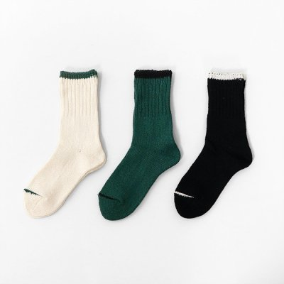 Silk & Cotton Socks(22〜24cm)-YUiNO-
