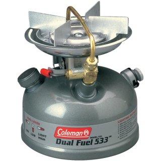 Coleman Model 533 Dual Fuel