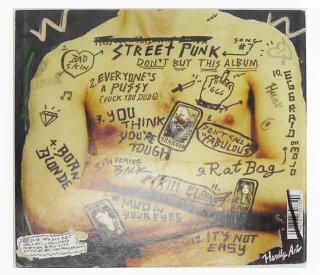 HUNX AND HIS PUNX STREET PUNK