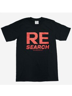 RE/SEARCH ・ LOGO TEE