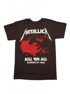 METALLICA / KILL EM ALL TOUR