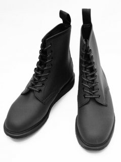 DR.MARTENS  WHITON BLK REFLECTIVE