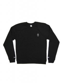 YOUTH CODE / EMBROIDERED CREW NECK