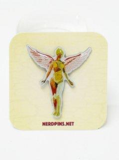 NERDPINS/ IN UTERO PIN