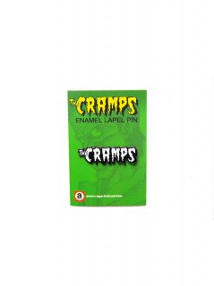 THE CRAMPS / LOGO PIN