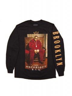THE NOTORIOUS B.I.G. / CROWN THRONE