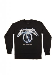 METALLICA / ECLIPSE ELECTRIC CHAIR L/S