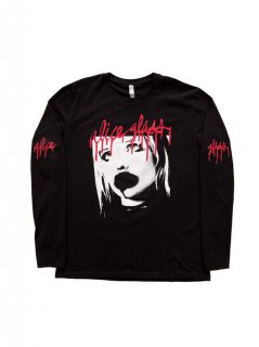 ALICE GLASS × ALIEN BODY / WITHOUT LOVE L/S