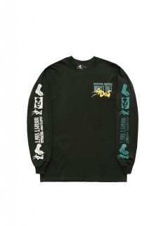 NATURE WORLD / DES × NWNO LONG SLEEVE T-SHIRT