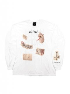 LIL PEEP × SUS BOY / LIMITED EDITION LONGSLEEVE