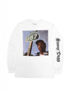 SNOOP DOGG / NEVA LEFT ALBUM L/S
