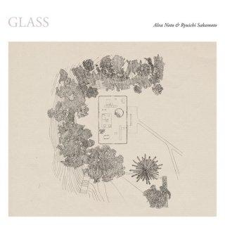 ALVA NOTO + RYUICHI SAKAMOTO / GLASS LP