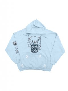 LIL PEEP × SUS BOY / LIMITED EDITION GAS HOODIE