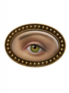 MARK RYDEN LOVER'S EYE BROOCH