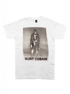 KURT COBAIN / B&W LEOPARD PHOTO