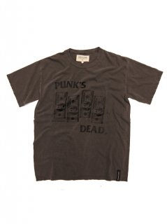 LEARN TO FORGET / PUNK'S DEAD ON C/S TEE