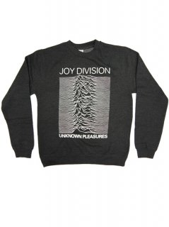 JOY DIVISION / UNKNOWN PLEASURES SEWAT (GREY)