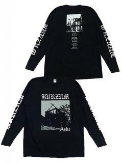 BURZUM / ASKE LONG SLEEVE SHIRT