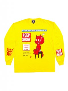 LIL PEEP X ALIEN BODY / APEEP SHOW MAGAZINE