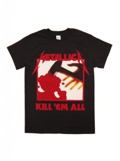 METALLICA / KILL EM ALL TRACKS