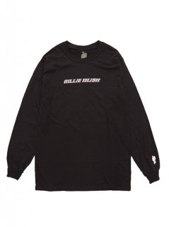 BILLIE EILISH / BLACK STANDARD LS