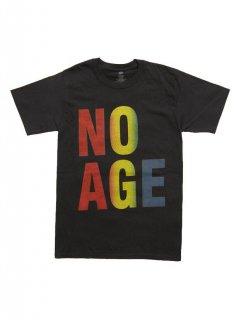 NO AGE / RAINBOW LOGO
