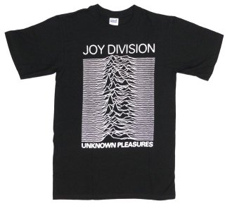 JOY DIVISION UNKNOWN PLEASURES JD02(2XL)