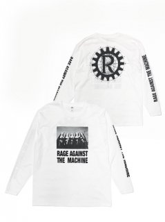 RAGE AGAINST THE MACHINE / NUNS AND GUNS LS