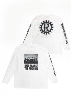 RAGE AGAINST THE MACHINE / NUNS AND GUNS LS(2XL)